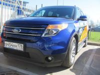 Ford Explorer ОФС-12П